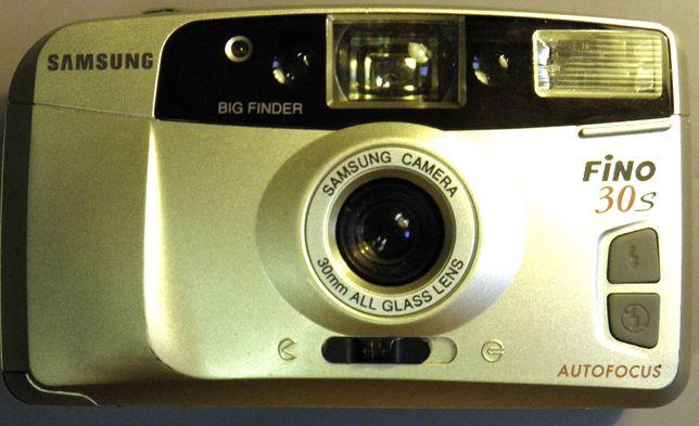 Фотоаппарат пленочный Samsung FINO 30s