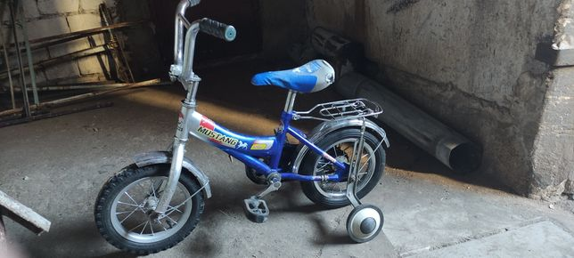 """Детский велосипед 12"""""""