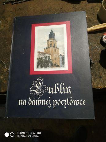 Książka Lublin na dawnej pocztówce