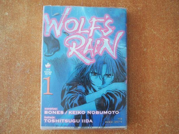 Wolf Rain #1 (manga)