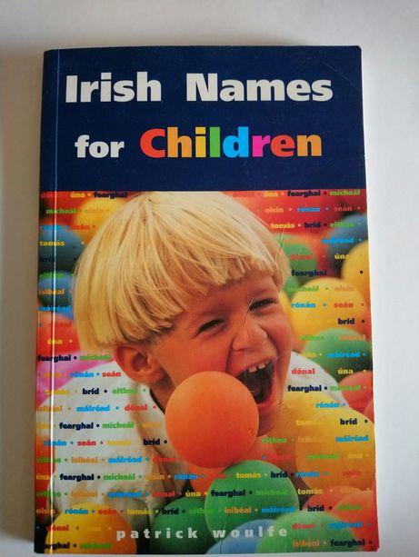 Книга Irish Names for Children на англійській мові