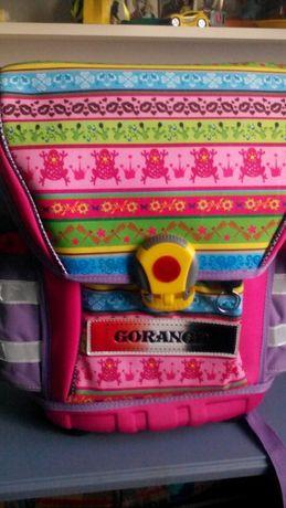 Рюкзак школьный Gorangd каркасный 3-4 класс