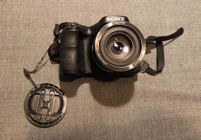 Aparat fotograficzny Sony DSC-H300 + futerał GRATIS