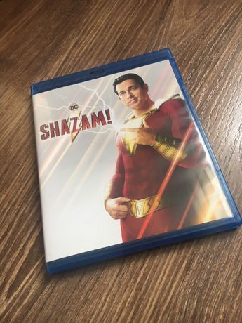 Shazam! Blu-Ray