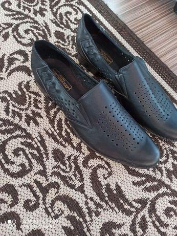 Туфли кожаные мужские 42р.