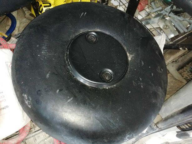 Butla gazowa w koło zapasowe 44 l