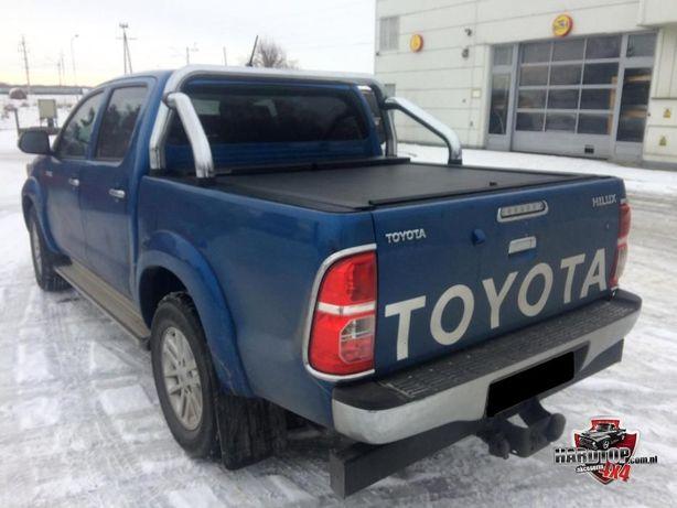 Roleta z rurami Roll n Lock Toyota Hilux