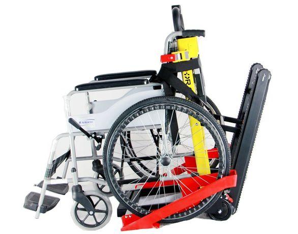 Schodołaz pod wózek inwalidzki