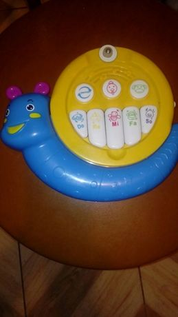 Zabawka muzyczna dla dziecka
