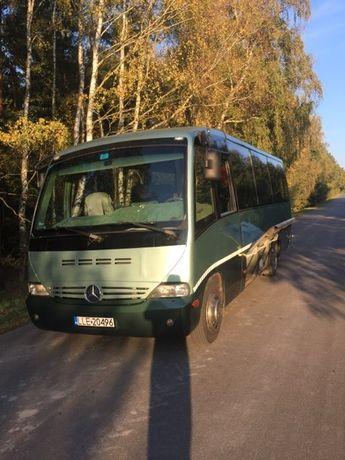 Mercedes Benz MEDIO 2002r. 25 miejsc