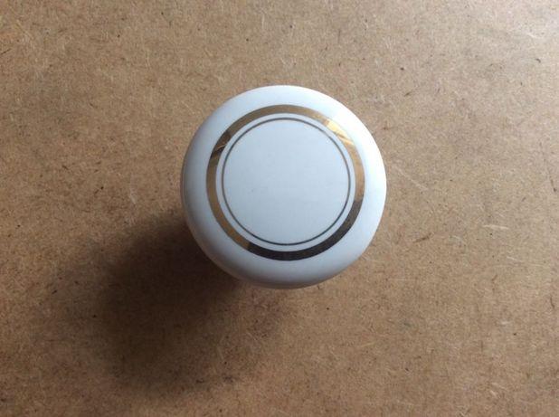 Puxador Porcelana 40 mm