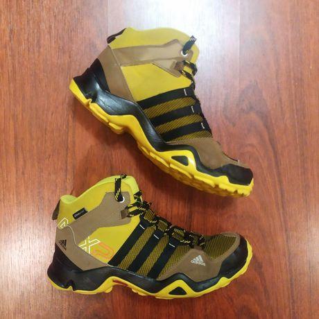 Оригинальные трекинговые ботинки ADIDAS AX2 MID