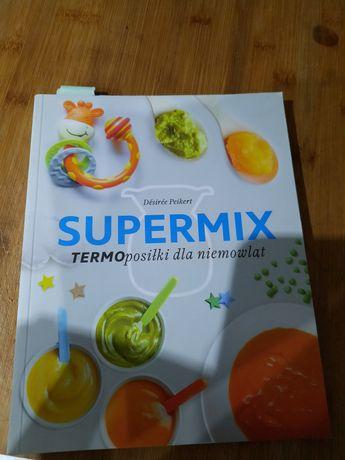 Książka supermix termo posiłki dla niemowlat