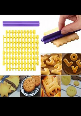 Штамп, формы для печенья