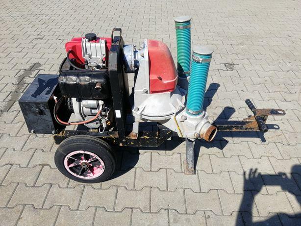 Pompa membranowa HILTA DRYSITE D5 , Wacker Yanmar F.Vat