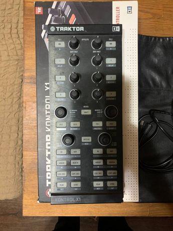 Контроллер для dj traktor x1 mk1