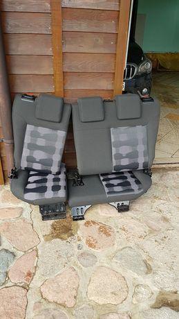 Siedzenia Ford Fusion 2006 nieużywane dywanik klapa od bagażnika
