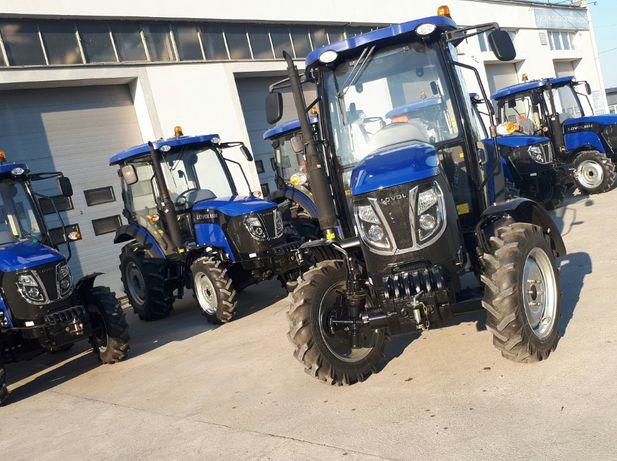 Ciągnik Rolniczy Lovol M504 PROW 3055 Klima Rewers Pneumatyka NOWY