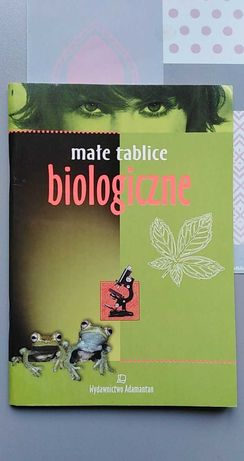 Małe tablice biologiczne