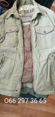 Куртка парка Sutherland хорошее состояние