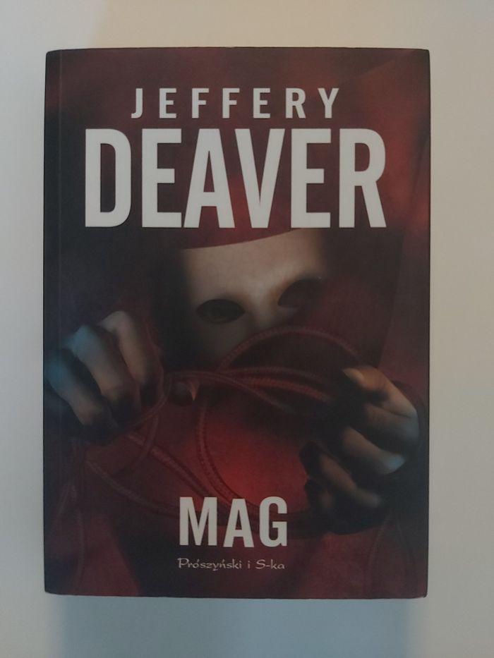 Jeffery Deaver Mag Lublin - image 1