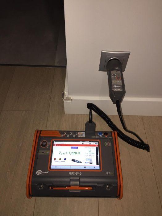 Instalacje elektryczne / Pomiary -Odbiory instalacji /