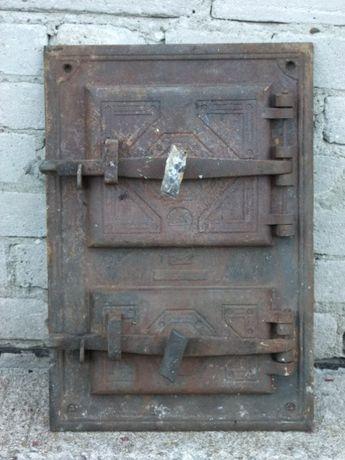 Drzwiczki żeliwne - grill, piec, wędzarnia