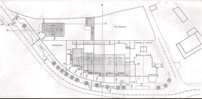 Terreno Para Construção  Venda em Milheirós de Poiares,Santa Maria da