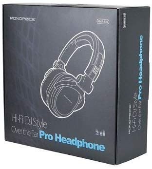 Auscultadores Headphones Monoprice