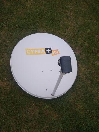 Antena wraz z konwektorem