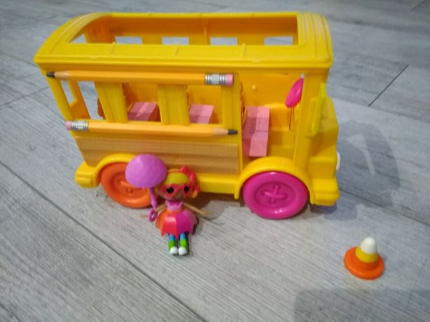 Autobus lalaloopsy
