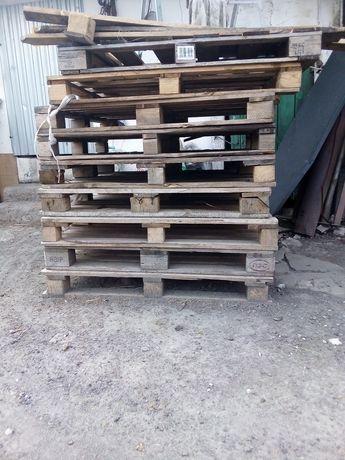 Palety przemysłowe 100x120