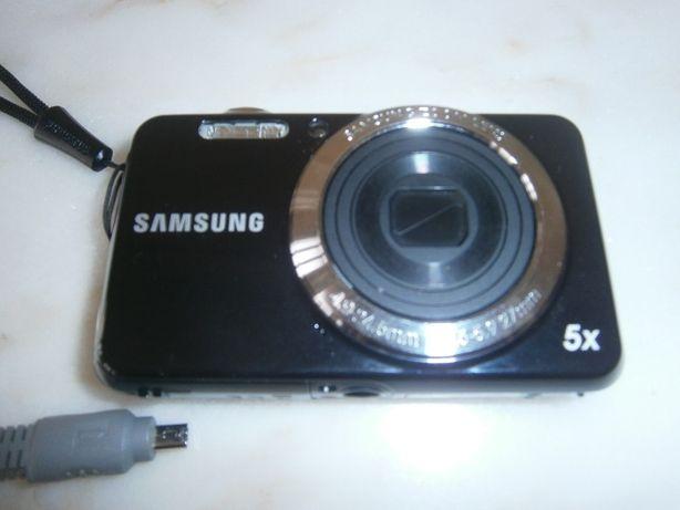 Máquina original digital SAMSUNG+bateria+carregador