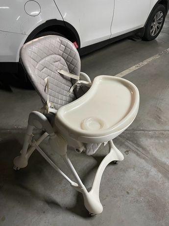 Продам детское кресло на колёсиках