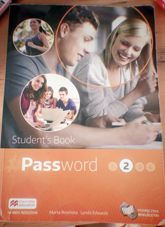 Password 2 - liceum j.angielski