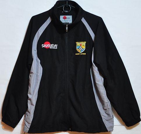 Rugbytech/Samurai zestaw 2 kurtek sportowych M
