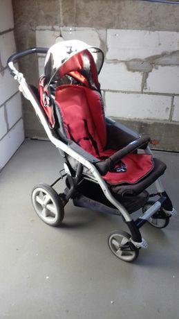 Wózek firma Chicco - zestaw 3w1