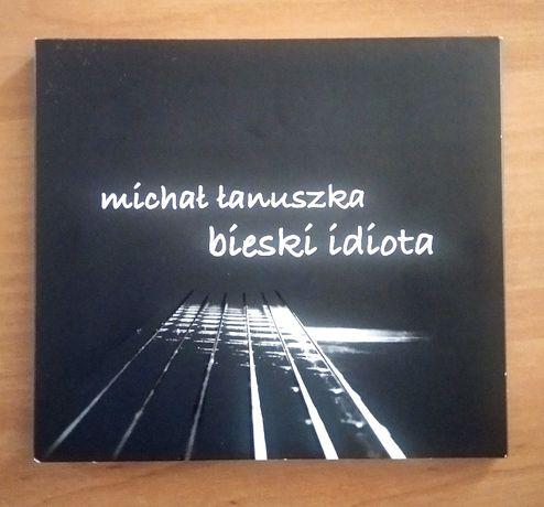 Michał Łanuszka Bieski idiota CD poezja śpiewana