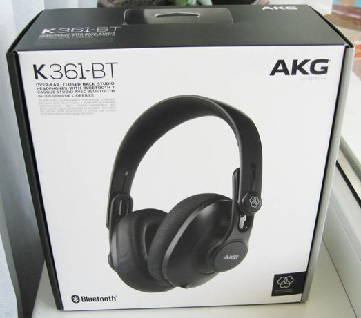 AKG K361-BT новые запечатанные