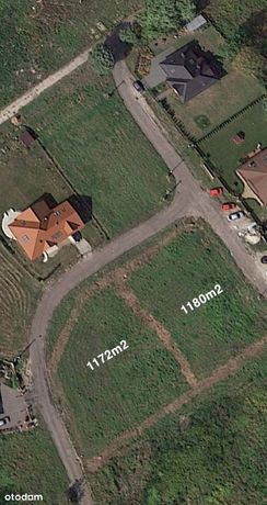 Sprzedam 2 działki Teresin-Gaj ul. Książęca 2352m2