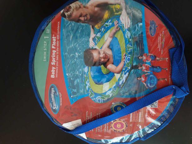 Koło do plywania dla dzieci
