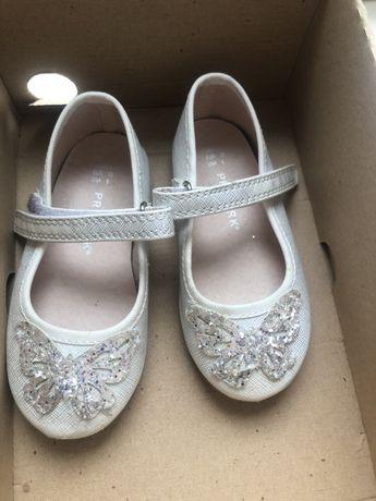 Туфли ,балетки р 22