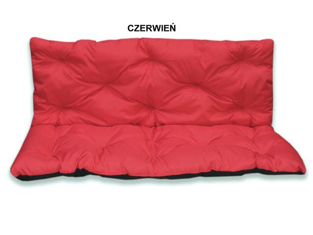 Poduszka 150x60x50 na ławkę ogrodową, huśtawkę 150x60x50