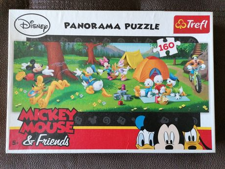 Puzzle Disney Mickey Mouse & friends