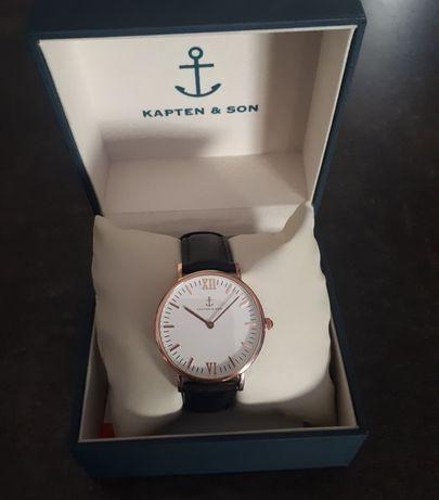 Zegarek analogowy Kapten & Son