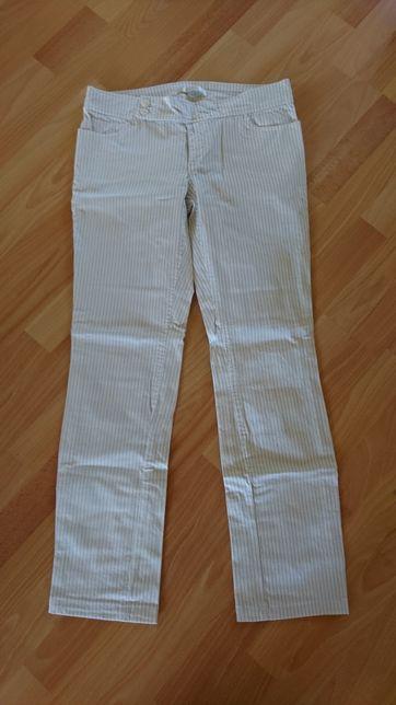 Spodnie materiałowe r. M