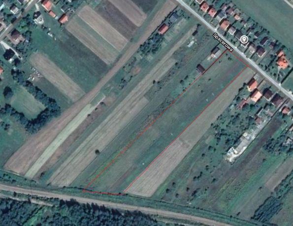 Sprzedam działkę w miejscowości Bukowa, 40 km od Kielc