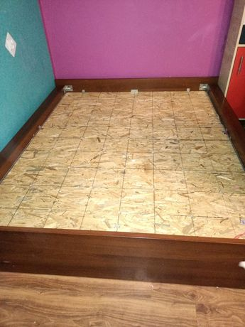 Łóżko 207x138 pod materac 160x200