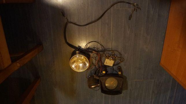 Buggy Quad części licznik lampa szperacz przekaźnik stacyjka elektryka