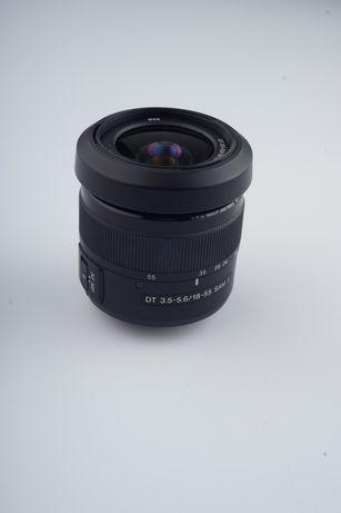 Объектив Sony DT 18-55 SAM обмен